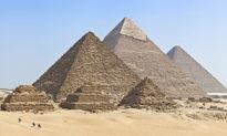 Bí ẩn về 3 kim tự tháp Ai Cập cổ đại