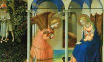 """""""Thiên Thần báo hỉ"""" - nguồn cảm hứng dồi dào cho những họa sĩ bậc thầy thời Phục Hưng"""