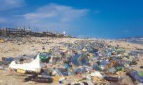 Gần một nửa lượng rác thải nhựa trôi vào đại dương đến từ các con sông Trung Quốc