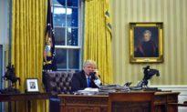 Chân dung vị Tổng thống mà Trump treo ở văn phòng