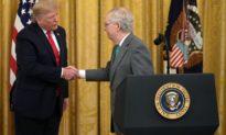 Tống thống Trump đang tìm ứng cử viên để hạ bệ Lãnh đạo đảng Cộng hòa McConnell