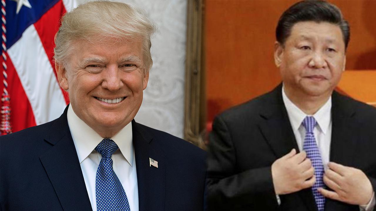 Trung Quốc đuối sức trong thương chiến