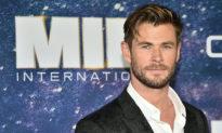 Diễn viên người Úc Chris Hemsworth cam kết dành 1 triệu USD để hỗ trợ cuộc chiến chống cháy rừng