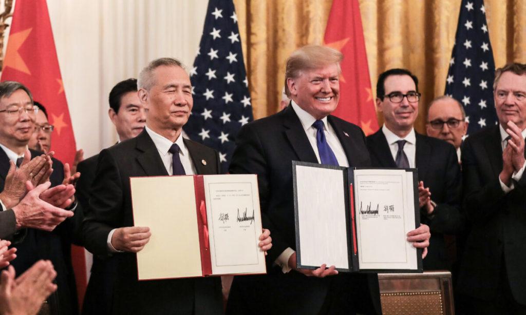 Thỏa thuận thương mại giai đoạn một đã chết – Tiếp theo sẽ là gì?