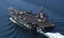 Căng thẳng Biển Đông gia tăng: Mỹ và Trung Quốc cùng điều tàu chiến