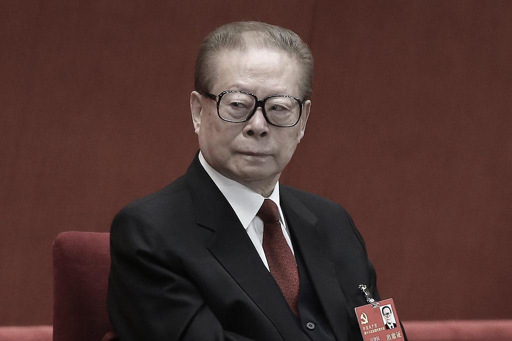 """Ngày 19/07/1999, Giang Trạch Dân đã thông báo chính thức rằng ông muốn """"nhổ tận gốc Pháp Luân Công ra khỏi Trung Quốc"""". (Ảnh: Getty)"""
