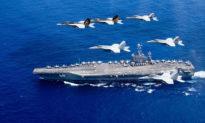 Mỹ và Trung Quốc 'chạm trán' 9 lần ở Biển Đông trong tháng qua