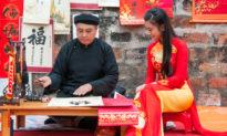 Cách chơi câu đối Tết truyền thống