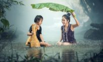 Sự hoà hợp giữa con người và thiên nhiên