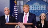 """Tổng thống Trump: Nguy cơ Coronavirus bùng phát ở Mỹ """"vẫn ở mức thấp"""""""