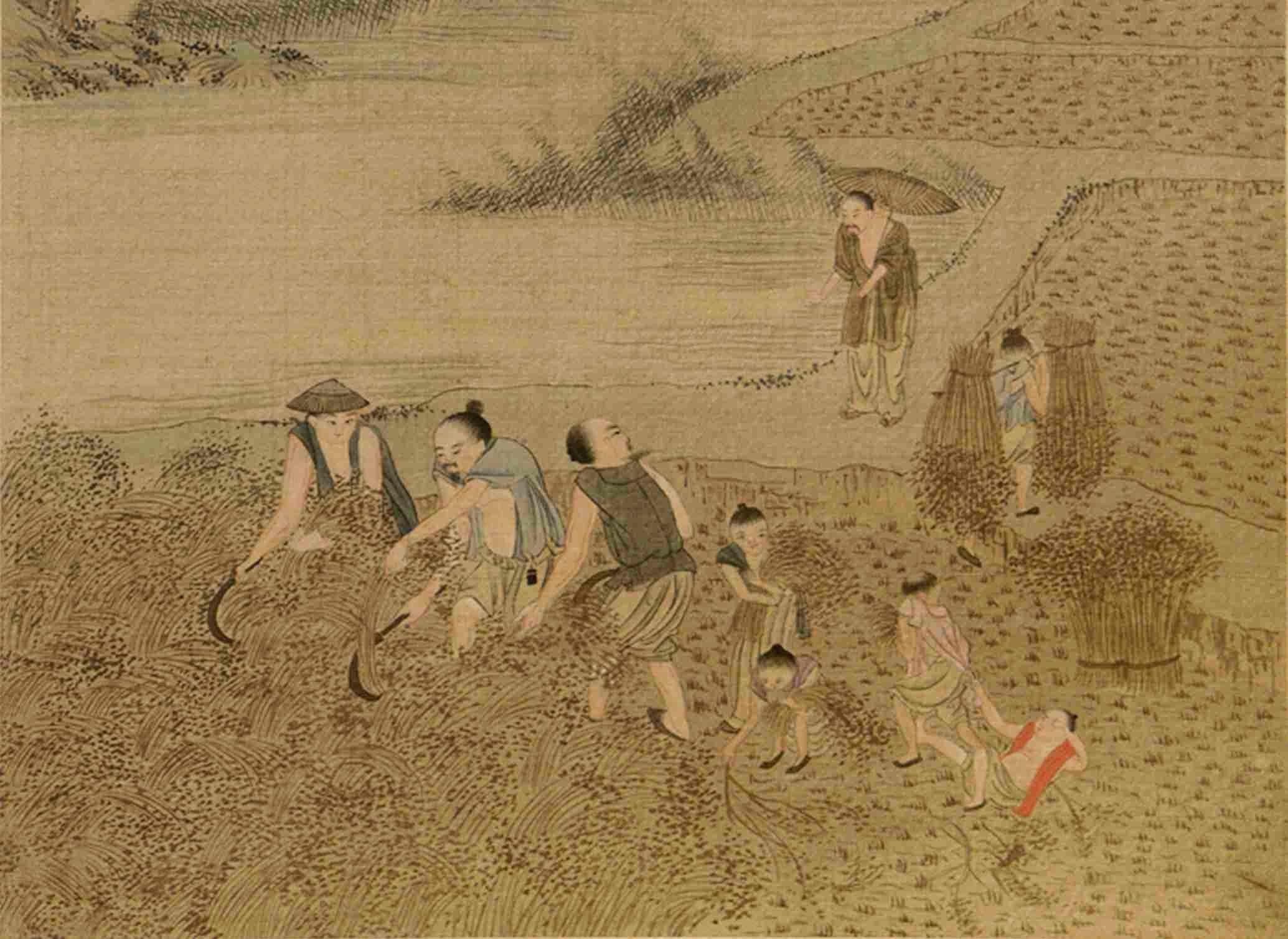 Làng xóm có gia đình Lưu Hiển nghèo khổ không biết lấy gì để sống, Nhữ Đạo liền chia ruộng đất của mình cho họ để họ có đất cày cấy sinh sống.