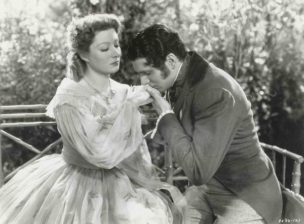 """Darcy nói với Elizabeth: """"Em phải cho phép anh nói với em rằng anh ngưỡng mộ và yêu em biết nhường nào!"""""""
