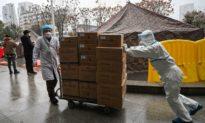 Rào cản hàng cứu trợ đến các bệnh viện Trung Quốc: Hội Chữ thập đỏ