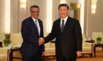 Tổng giám đốc WHO đang 'trả ơn' Trung Quốc bằng cách che đậy và bóp méo thông tin về đại dịch viêm phổi Vũ Hán