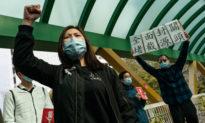 Người Hồng Kông phản đối trung tâm điều trị nhiễm virus COVID-19 và chính sách mở cửa biên giới với Trung Quốc