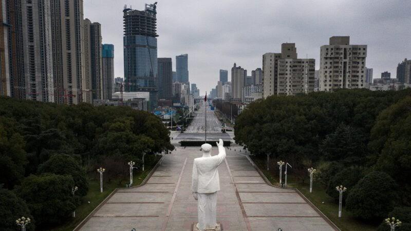 Vũ Hán lo sợ chết đói hàng loạt, cắt mạng Internet