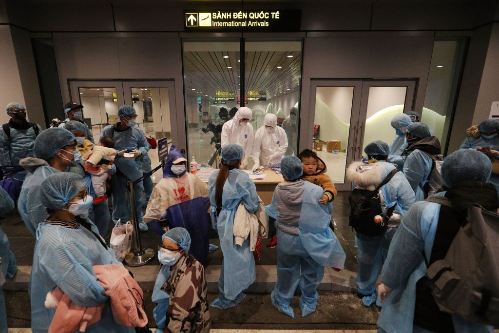 Chuyên gia y tế Hoa Kỳ: COVID-19 có thể trở thành đại dịch toàn cầu