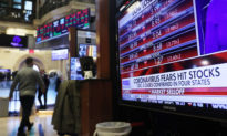 Thị trường chứng khoán Mỹ lao dốc vì diễn biến của Corona Virus