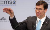 """Bộ trưởng quốc phòng Hoa Kỳ: Thế giới cần """"thức tỉnh trước những thách thức"""" của chính quyền Trung Quốc"""""""