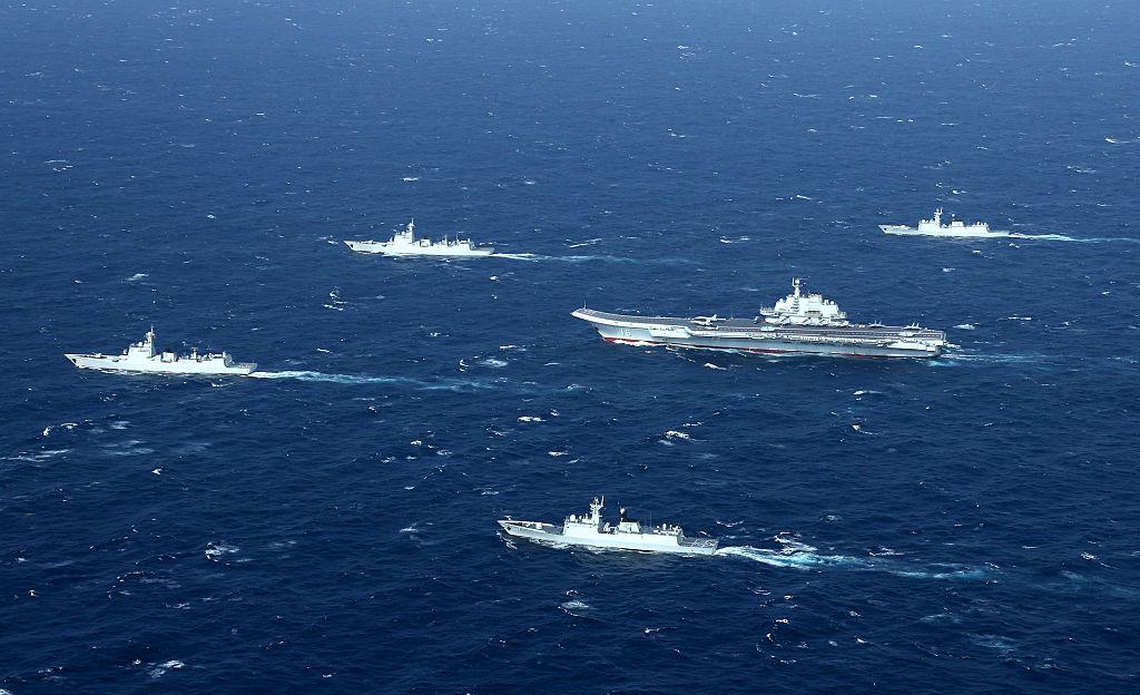 Truyền thông Trung Quốc 'lên gân': Tàu quét mìn nước này sẽ 'khoan' thủy lôi ở biển Đài Loan