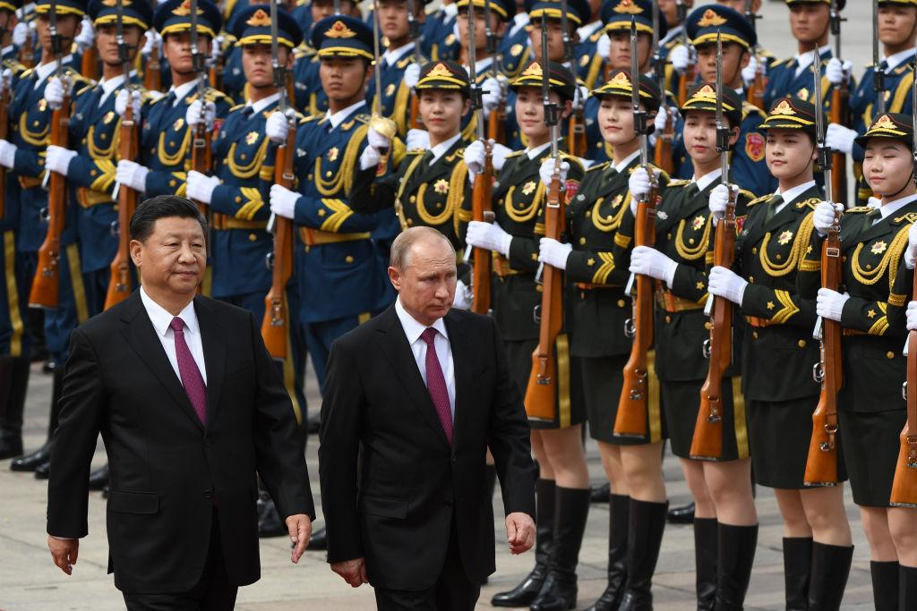 Nga tuyên bố xây dựng quân đội ở Viễn Đông, gần biên giới Trung Quốc