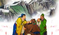 Tam Quốc Diễn Nghĩa luận hào kiệt: Đằng sau giọt nước mắt Lưu Hoàng thúc