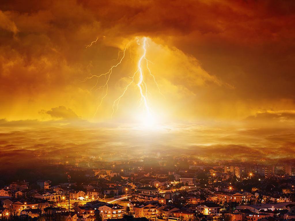 Nhà tiên tri nổi tiếng người Mỹ: Năm 2020 thế giới sẽ diễn ra trận quyết chiến giữa thiện và ác