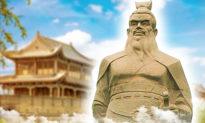 Tam Quốc Diễn Nghĩa luận hào kiệt: Dị nhân mắt biếc râu tía Tôn Quyền