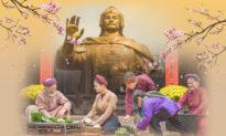 Vui Xuân mới kể chuyện xưa: Cành đào báo tiệp và chiếc bánh Tét trong Đại thắng mùa xuân 1789 - Phần 1