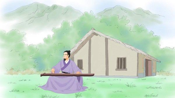 Học trò Khổng Tử khéo tu thân mà trong huyện thái bình, người mà không học, dạy con sáng đạo, minh đạo gia huấn