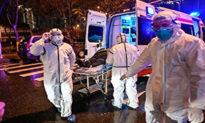 Bệnh nhân và người nhà bị cắt liên lạc hoàn toàn sau khi nhập viện ở Vũ Hán