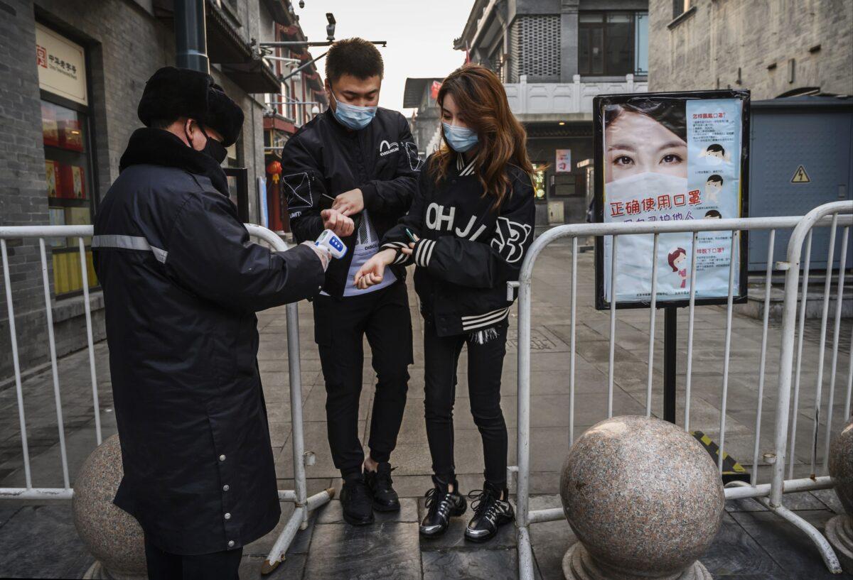 """Trung Quốc vẫn chưa cho phép CDC truy cập """"Dữ liệu trực tiếp"""" của vụ dịch coronavirus"""