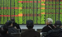 Một quỹ đầu cơ của Mỹ vỡ nợ, thị trường chứng khoán Trung Quốc lao đao