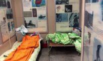 Lộ tiếp video trong bệnh viện Vũ Hán: Khắp nơi thấy thi thể cùng bệnh nhân ở một phòng