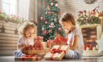 Tặng quà cho con cái thế nào là đúng cách?