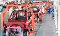 Chỉ số PMI Sản xuất của Trung Quốc rơi theo chiều thẳng đứng trong tâm dịch