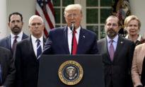 """Tổng thống Trump nói ông """"rất có thể"""" sẽ làm xét nghiệm virus corona"""