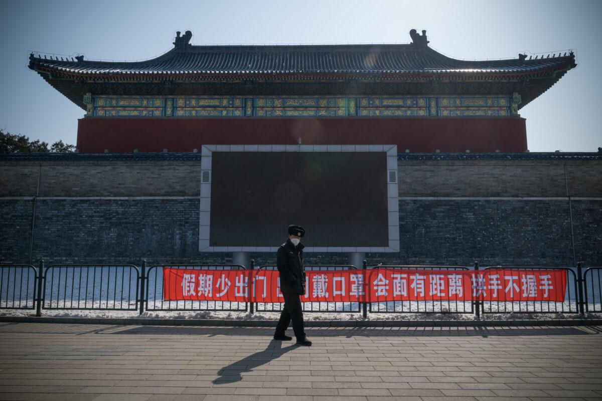 Trung Quốc chỉ ghi nhận 1 ca mắc viêm phổi Vũ Hán trong 24h qua?