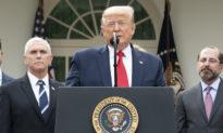 Tổng thống Trump gọi virus corona là vi-rút Trung Quốc