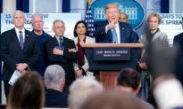 Tổng thống Trump: Trung Quốc đưa thông tin sai lệch về virus corona