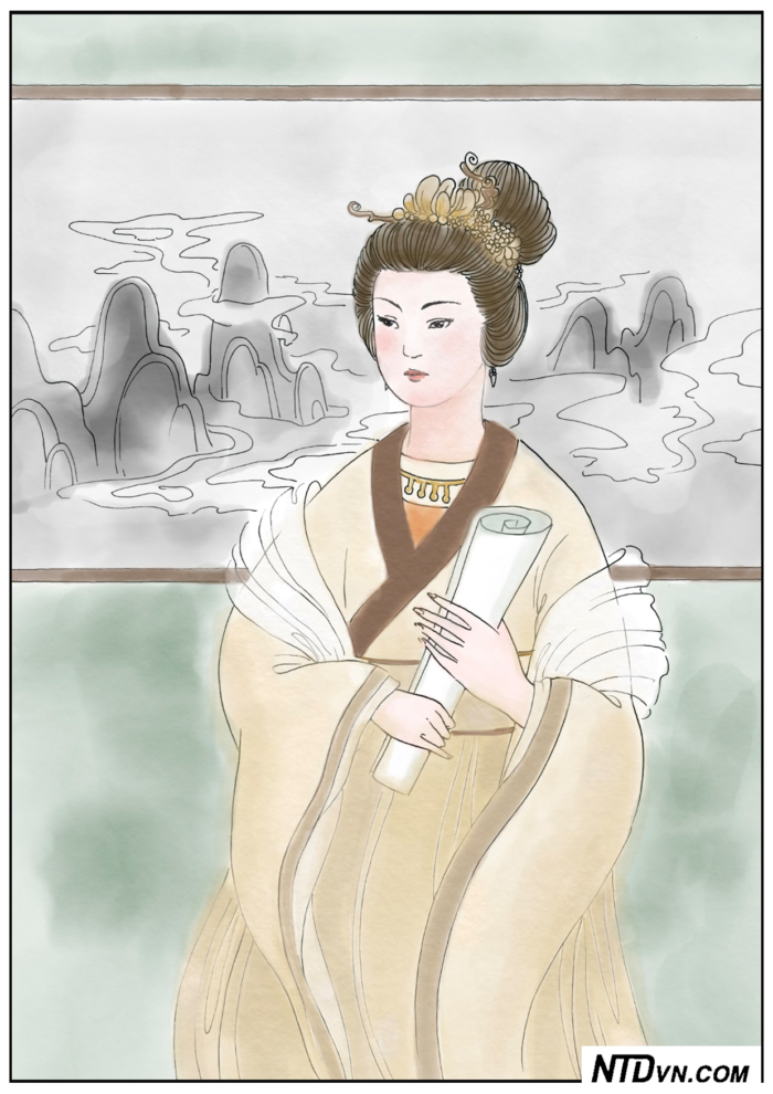 Trưởng Tôn Hoàng Hậu – người vợ hiền hậu nhân đức, vợ ác lụn bại, minh đạo gia huấn, dạy con sáng đạo