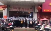 Bùng nổ biểu tình tại một số nơi ở Trung Quốc