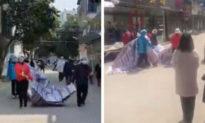 Thảm kịch ở Trung Quốc: Đứa trẻ 18 tháng tuổi chết đói trong nhà, người mẹ bị bắt vì ăn cắp thức ăn (video)