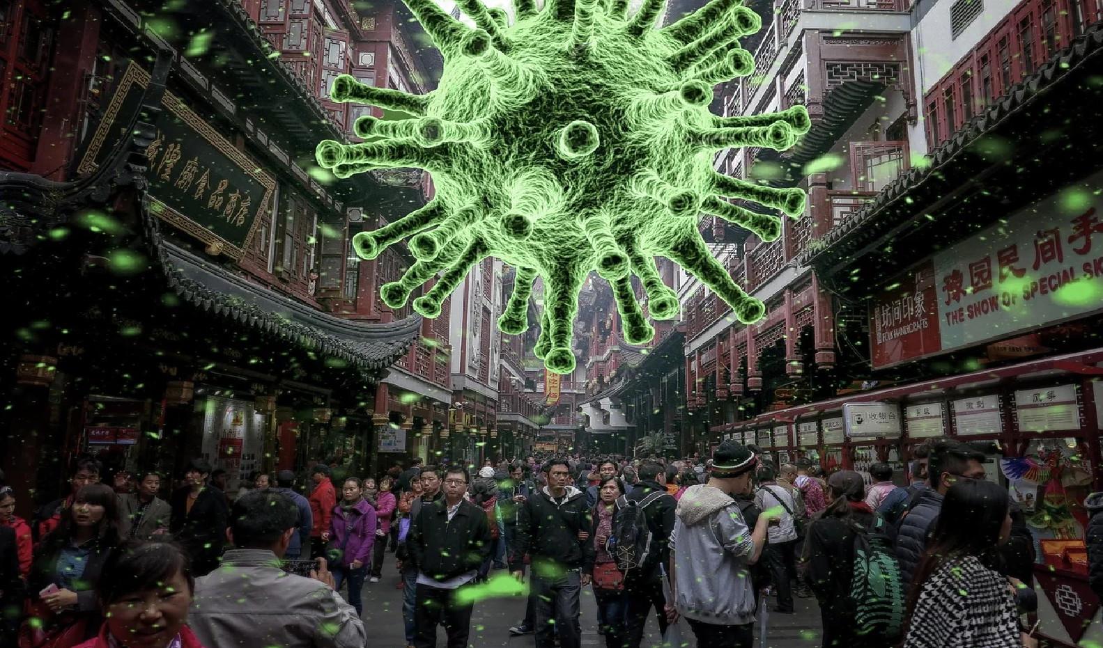 Cho đến nay, virus Vũ Hán đã lan rộng ra hầu hết các quốc gia trên thế giới, khiến hơn 3 triệu người nhiễm bệnh và hơn 211.000 người tử vong. (Ảnh qua NTDvn.com)