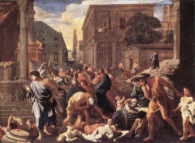 Cũng giống như ôn dịch thời La Mã cổ đại, con người từ trong hoảng loạn mà phản tỉnh chính mình, đó mới là biện pháp để cứu tự thân.
