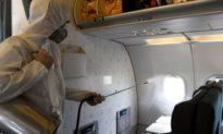 Tìm người trên 17 chuyến bay có hành khách nhiễm Covid-19