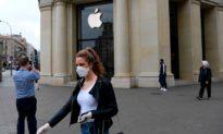 Apple đóng cửa tất cả các cửa hàng bán lẻ trên toàn thế giới ngoại trừ Trung Quốc