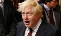 Thủ tướng Anh Boris Johnson dương tính với virus Vũ Hán