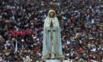 Trong đại dịch, xuất hiện Đức mẹ Maria trên bầu trời Argentina?