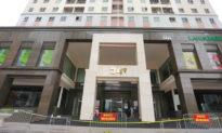 Hà Nội phong tỏa chung cư 30 tầng ở Trung Hòa Nhân Chính